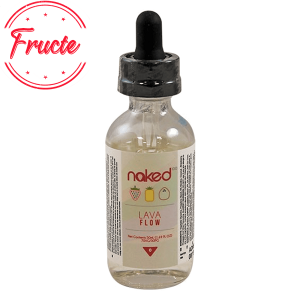 Lichid Naked 50ml - Lava Flow