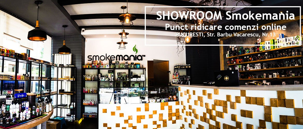 Showroom Smokemania